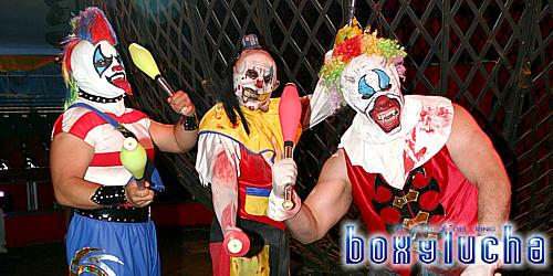 Image result for los psycho circus