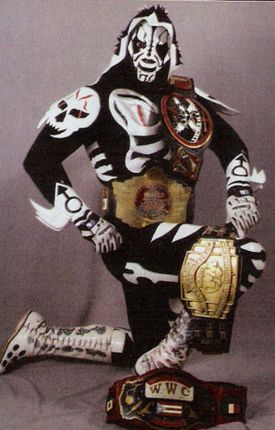 La Parka/L.A. Park (The Skeleton of Death)